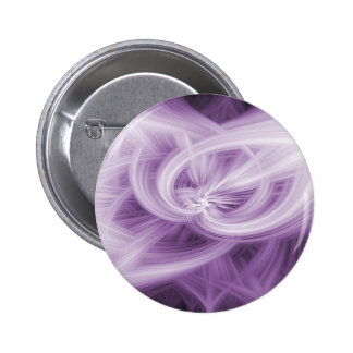 Abstarct purple 2 inch round button