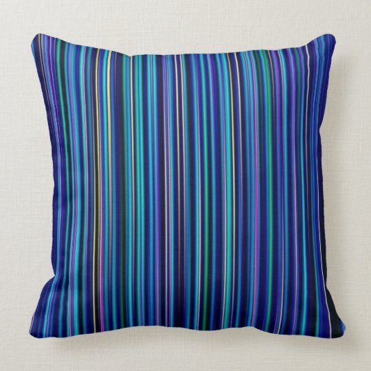 Abstract 120716(012) throw pillow