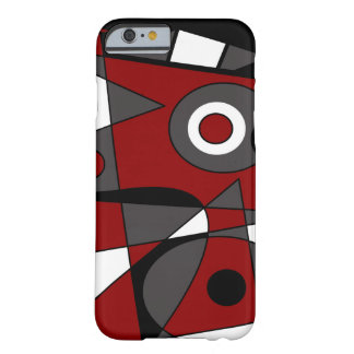 Abstract #185 barely there iPhone 6 case