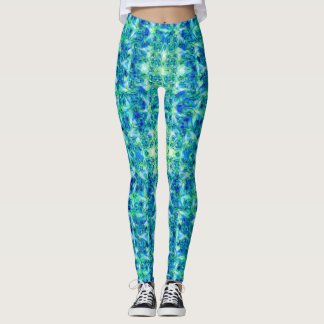 Abstract 18 leggings