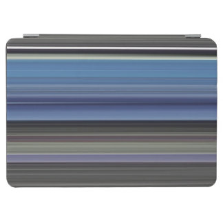 Abstract #1: Blue and grey iPad Air Cover