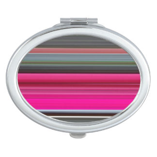 Abstract #1: Cerise and grey Mirror For Makeup
