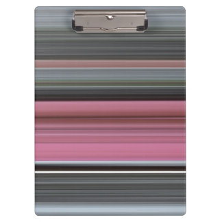 Abstract #1: Pink and grey Clipboard