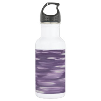 Abstract #1: Ultra Violet Shimmer 532 Ml Water Bottle