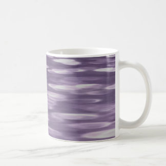 Abstract #1: Ultra Violet Shimmer Coffee Mug