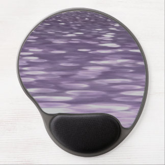 Abstract #1: Ultra Violet Shimmer Gel Mouse Pad