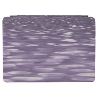 Abstract #1: Ultra Violet Shimmer iPad Air Cover