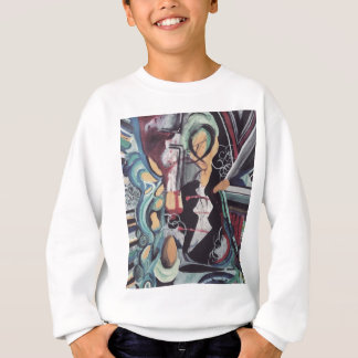 Abstract 2016 sweatshirt