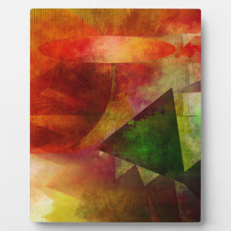 abstract 2017001 plaque
