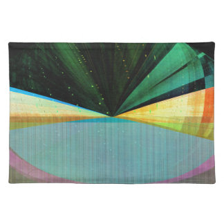 Abstract 2017 003 placemat
