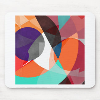 Abstract 2017 004 mouse pad