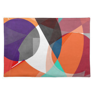 Abstract 2017 004 placemat