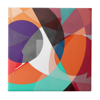 Abstract 2017 004 tile