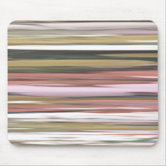 Abstract #2: Autumn Fall colors blur Mouse Pad