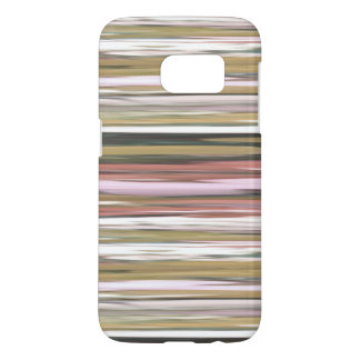 Abstract #2: Autumn Fall colors blur Samsung Galaxy S7 Case