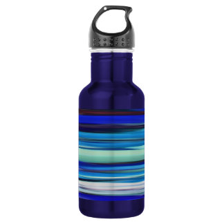 Abstract #2: Blue blur 532 Ml Water Bottle