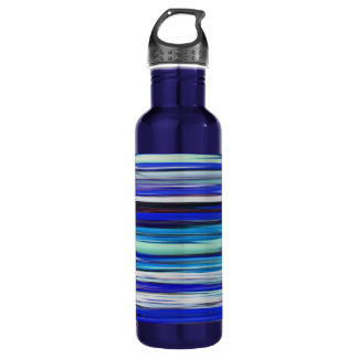 Abstract #2: Blue blur 710 Ml Water Bottle