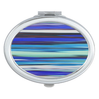 Abstract #2: Blue blur Mirror For Makeup