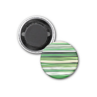 Abstract #2: Green blur Magnet