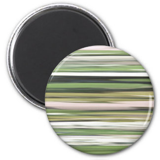 Abstract #2: Olive green blur Magnet