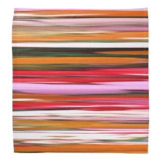 Abstract #2: Orange blur Bandana