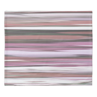 Abstract #2: Pink blur Duvet Cover