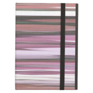 Abstract #2: Pink blur iPad Air Cover