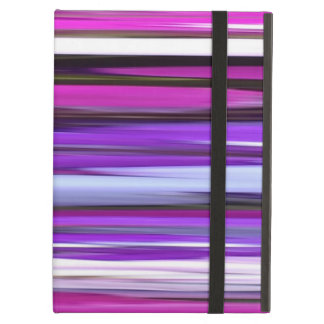 Abstract #2: Purple Blur Cover For iPad Air