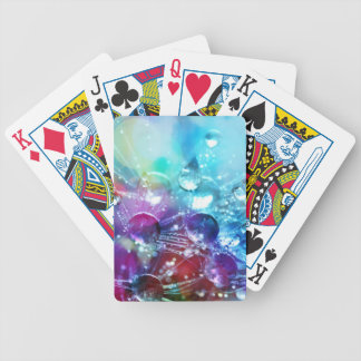 abstract-3061404 bicycle playing cards