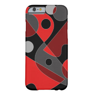 Abstract #311 barely there iPhone 6 case