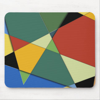 Abstract #323 mouse pad