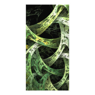 Abstract 34 picture card
