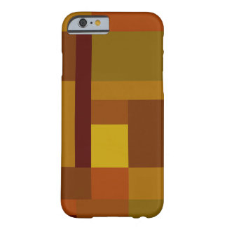 Abstract #385 barely there iPhone 6 case