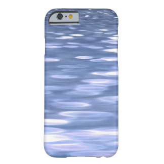 Abstract #3: Powder blue shimmer Barely There iPhone 6 Case