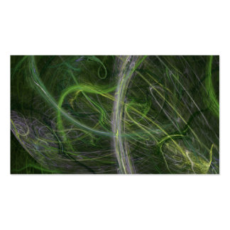 Abstract 40 business card