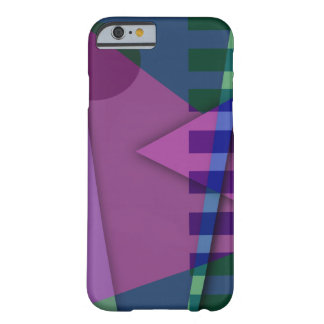 Abstract #432 barely there iPhone 6 case