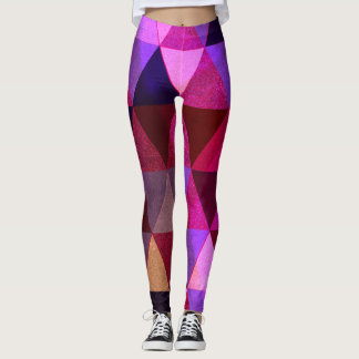 Abstract #434 leggings