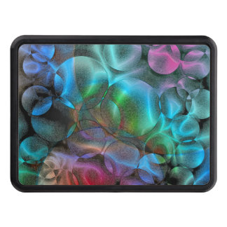 Abstract 43 trailer hitch cover