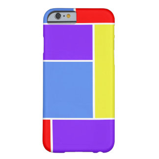 Abstract #481 barely there iPhone 6 case