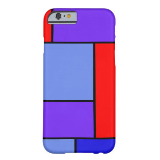 Abstract #483 barely there iPhone 6 case