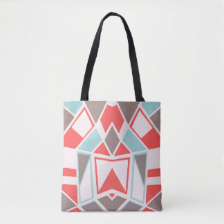 Abstract #582 tote bag
