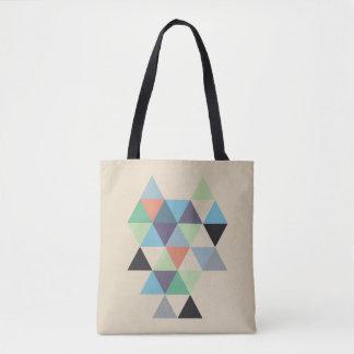 Abstract #587 tote bag