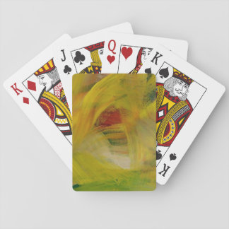 ABSTRACT 5 SET OF CLASSIC PLAYING CARDS