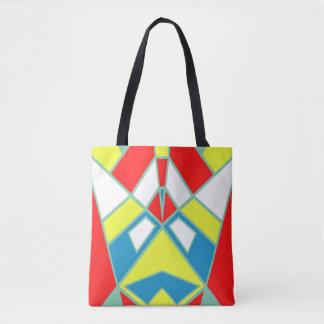 Abstract #601 tote bag