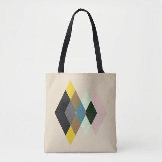 Abstract #709 tote bag