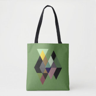 Abstract #729 tote bag