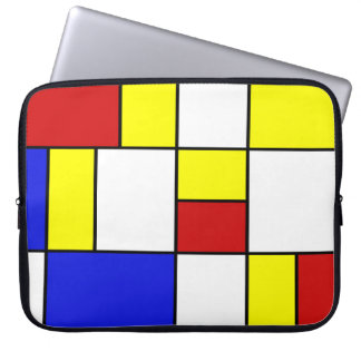Abstract #756 laptop sleeve