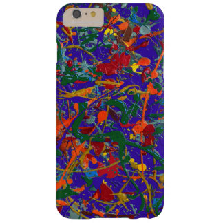 Abstract #817 barely there iPhone 6 plus case