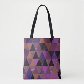 Abstract #831 Purple Passion Tote Bag