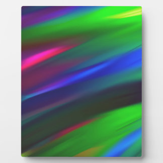Abstract 900 plaque